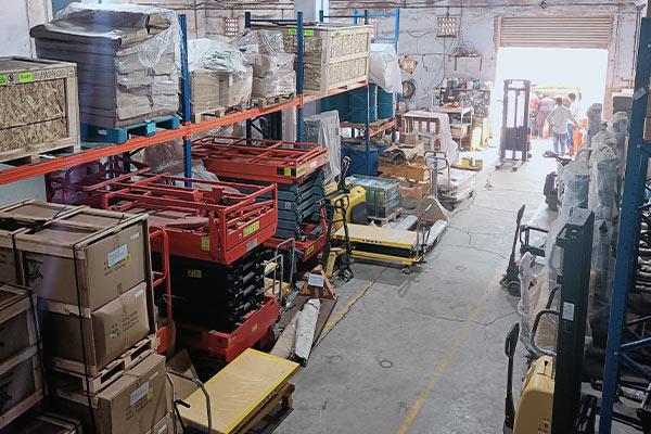 Warehouse, Bhiwandi